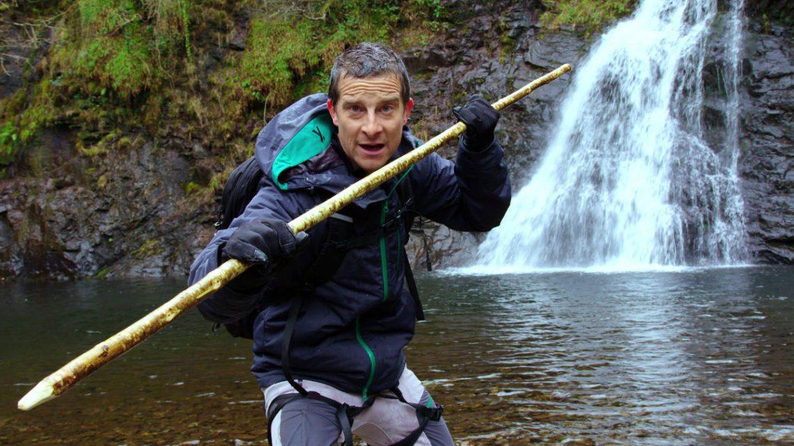 """""""Du gegen die Wildnis"""": Interaktive Netflix-Serie mit Bear Grylls"""