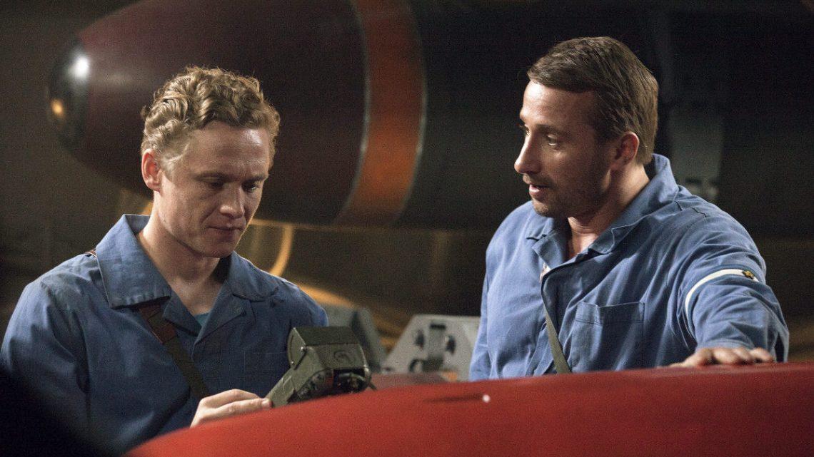 """""""Kursk"""": Erster deutscher Trailer zum U-Boot-Drama mit Matthias Schoenaerts und Colin Firth"""