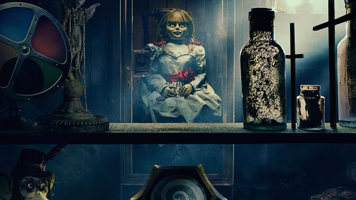 """""""Annabelle 3"""": Erster deutscher Trailer zum neuesten Teil der Dämonen-Puppe"""