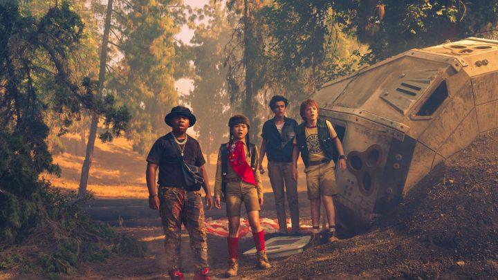 """Alien-Invasion im ersten Trailer zum neuen Netflix-Film """"Rim of the World"""""""