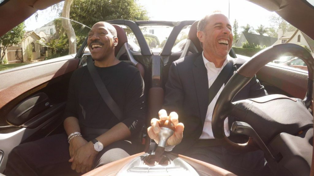 Comedians in Cars Getting Coffee Season 11: Freshly Brewed, Courtesy of Netflix