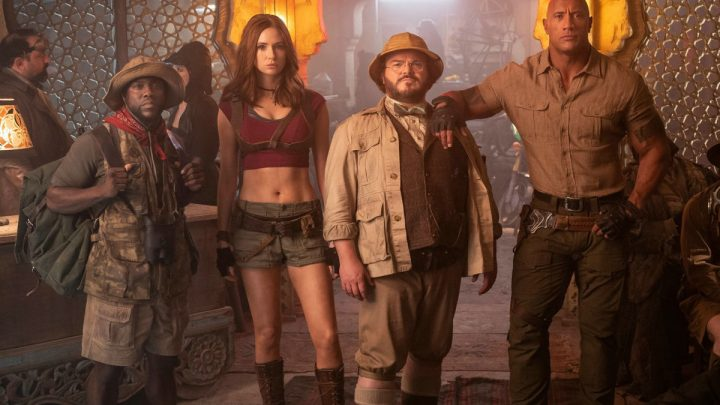 """""""Jumanji: Next Level"""": Erster Trailer zur Fortsetzung mit Dwayne Johnson"""